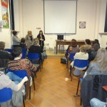 meeting in Liceo Marconi